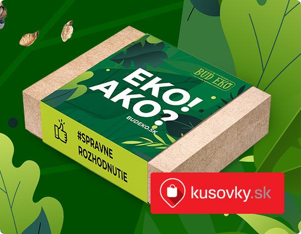 Ekologický darček - balík predmetov, vhodný darček pre všetkých