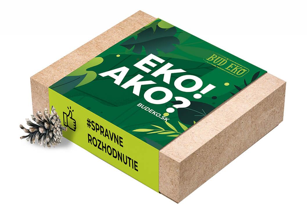ekologický darčekový balík
